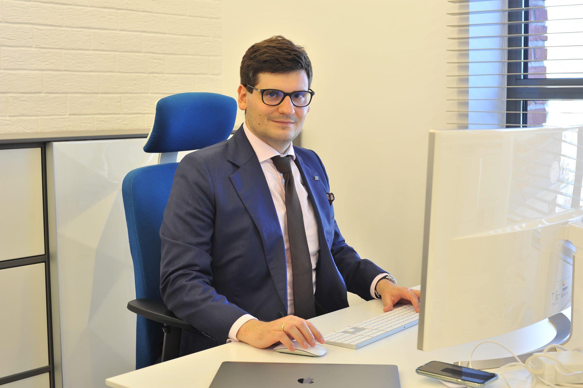 blockchain wywiad Kamil Gancarz
