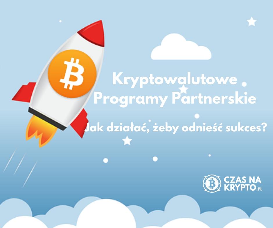programy partnerskie kryptowaluty